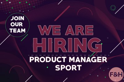 Product Manager - Sports