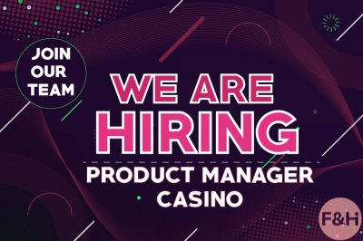 Product Manager - Casino