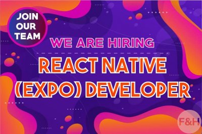 React Native(Expo) Developer